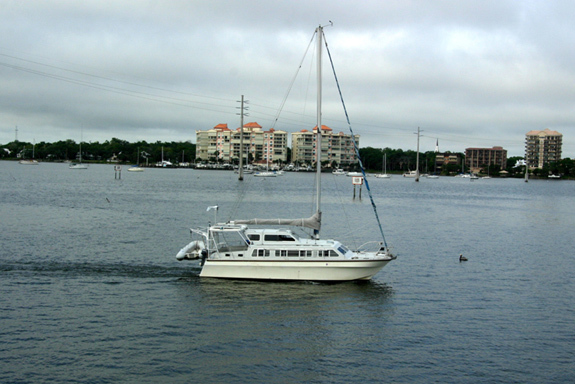 want a catamaran, buy a catamaran, catalac 10m cruising catamaran