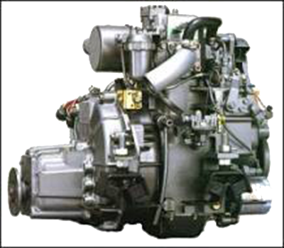 pull yanmar engine