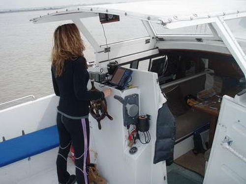 women love catamarans